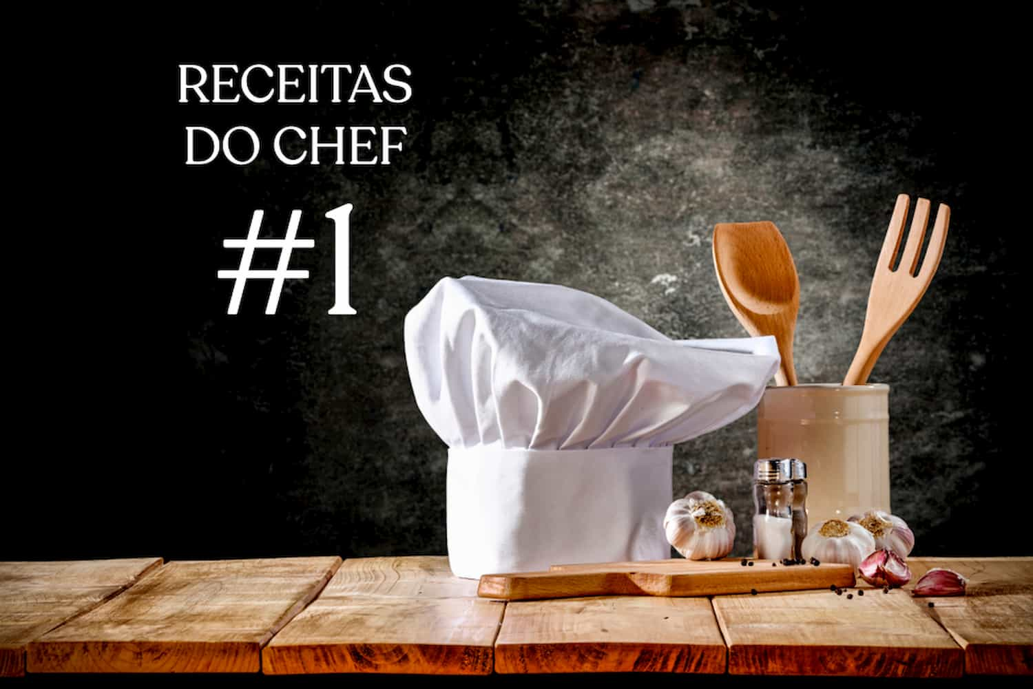 #1 Receitas do Chef - Penne ao pesto de rúcula